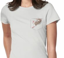 Pocket Full of Sunshine Womens Fitted T-Shirt