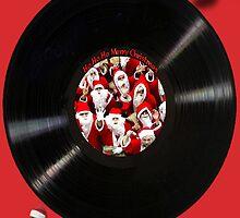 HO HO HO SANTA RECORD MERRY CHIRISTMAS by ✿✿ Bonita ✿✿ ђєℓℓσ