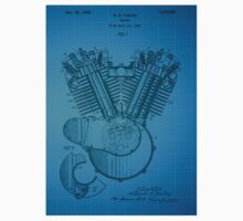 Engine patent from 1919 - Blue Kids Clothes