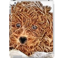 Wild nature - dog #2 iPad Case/Skin