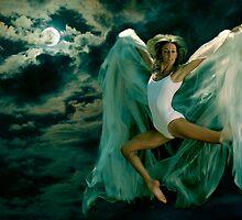 Dancer in the Sky n.12 by Carnisch