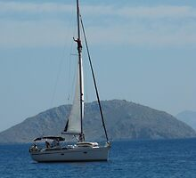 Sailing the Greek Islands by SlavicaB