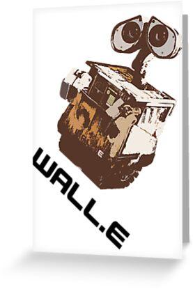 Wall.E T-Shirt by Guvnor99