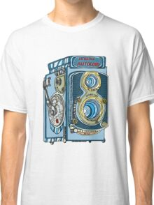 Minolta Illustrated T-Shirt Classic T-Shirt