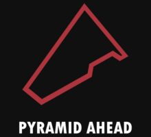 Pyramid Ahead by anxietydown