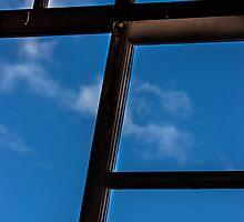 How the sky looked by Edgar Laureano
