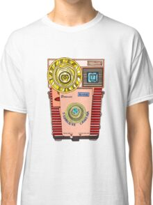 Starluxe Camera Illustrated T-Shirt Classic T-Shirt