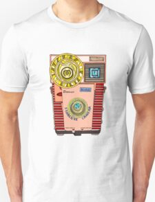 Starluxe Camera Illustrated T-Shirt T-Shirt