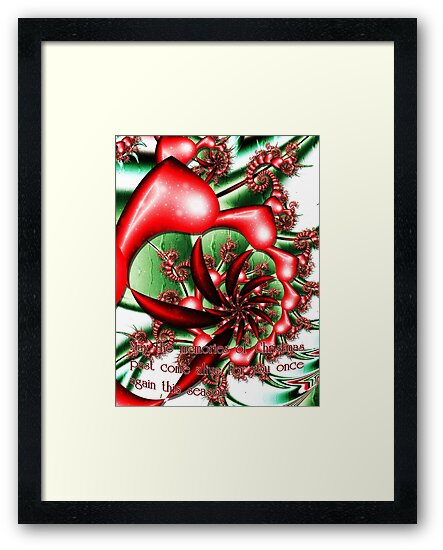 Christmas Memories card by rocamiadesign