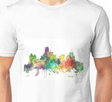 Dallas, Texas Skyline SP Unisex T-Shirt