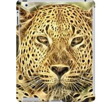 Wild nature - panther iPad Case/Skin
