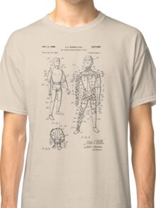 Toy Doll Patent 1964  Classic T-Shirt