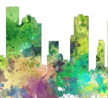 Houston, Texas Skyline SP Sticker