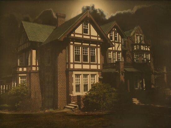 Yuengling Mansion by David Dehner