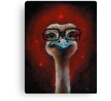 Ostracised Optometrist Canvas Print