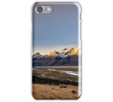 Road Trip Mt Cook iPhone Case/Skin