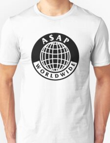 asap worldwide logo T-Shirt