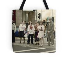 What's left? Tote Bag