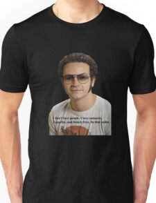 Hyde Quote Unisex T-Shirt