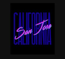 Retro 80s San Jose, California Unisex T-Shirt