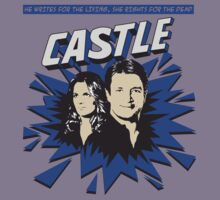 Castle Comic Cover by Stixanimated