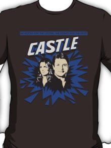 Castle Comic Cover T-Shirt