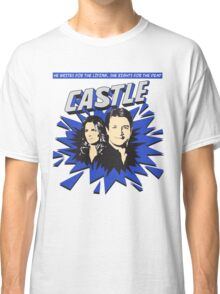 Castle Comic Cover Classic T-Shirt