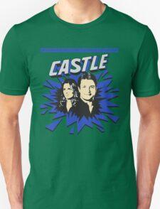 Castle Comic Cover Unisex T-Shirt