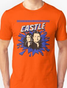 Castle Comic Cover T-Shirt