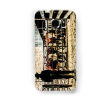 Dalkeith Bull Sale - Behind The Scenes, Photo Painting Samsung Galaxy Case/Skin