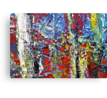 Oil Painting Wall Art Canvas Print