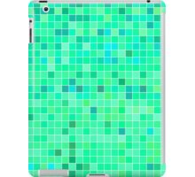 Mint Mosaic [iPhone / iPad / iPod Case] iPad Case/Skin
