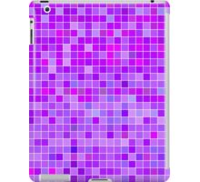 Purple Mosaic [iPhone / iPad / iPod Case] iPad Case/Skin
