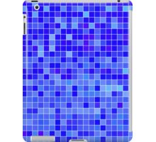 Blue Mosaic [iPhone / iPad / iPod Case] iPad Case/Skin