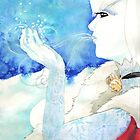 The Snow Queen by AriesNamarie