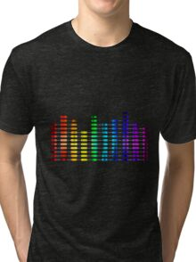 Turn it up Tri-blend T-Shirt