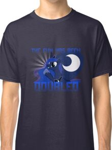"Princess Luna ""The Fun Has Been Doubled"" Classic T-Shirt"
