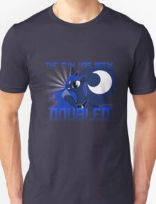 "Princess Luna ""The Fun Has Been Doubled"" T-Shirt"