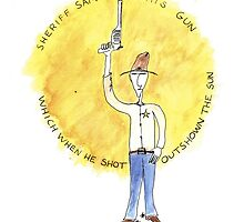 Sheriff Sam by dthaase