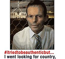 #itriedtobeauthenticbut...i went looking for country, but got lost when I followed the Abbott Proof Fence. by KISSmyBLAKarts