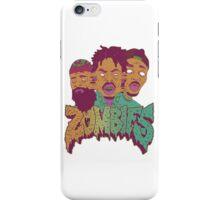 Flatbush zombies 3 iPhone Case/Skin