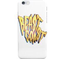 beast coast iPhone Case/Skin