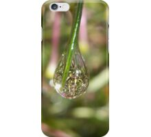 Raindrop Reflection iPhone Case/Skin