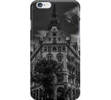 in black iPhone Case/Skin