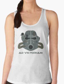 Brotherhood of Steel T-45 Helmet Women's Tank Top