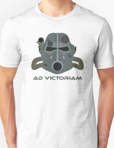 Brotherhood of Steel T-45 Helmet Unisex T-Shirt