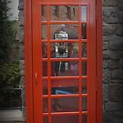 Phone Booth by Laurie Perry