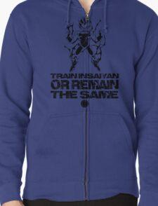 Train Insaiyan - Black T-Shirt