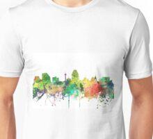 San Antonio, Texas Skyline SP Unisex T-Shirt