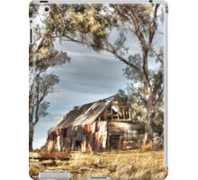 Cassilis Shack - Warm HDR iPad Case/Skin